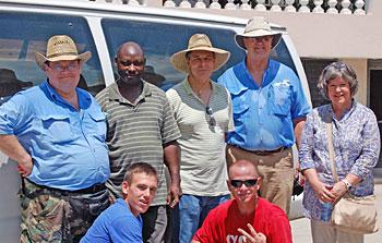 Agri Team in Haiti