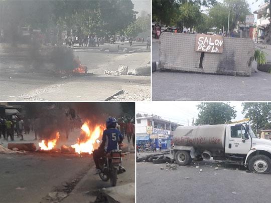 Gas Riots