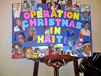 Op Christmas Child