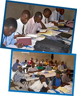 Academie Students