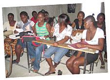 Women at Seminar