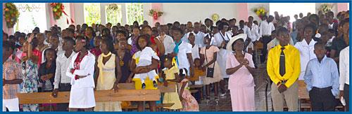 Worship Service June 2015