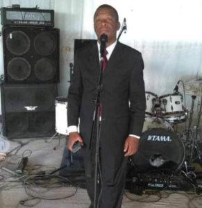 Pastor Daniel Louissaint